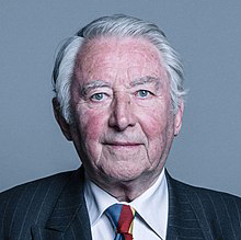 David Steel - UK Parliament official portraits 2017