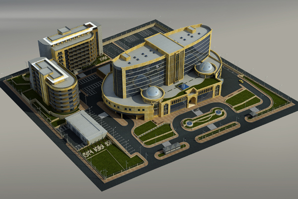 Iragi German Hospital 02