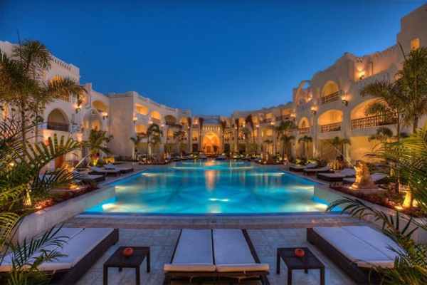LE ROYALE LUXURY COLLECTION RESORT-Sharm El-Sheikh