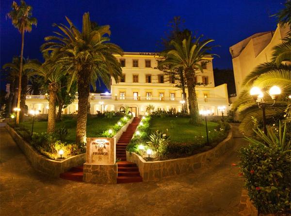 Villa de france